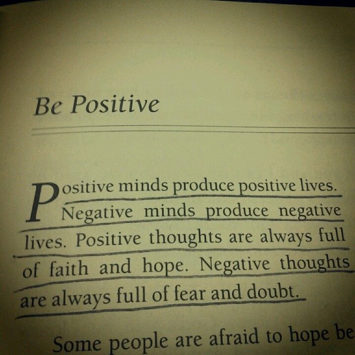 Be Positive! Joyce Meyer. Battlefield Of the Mind
