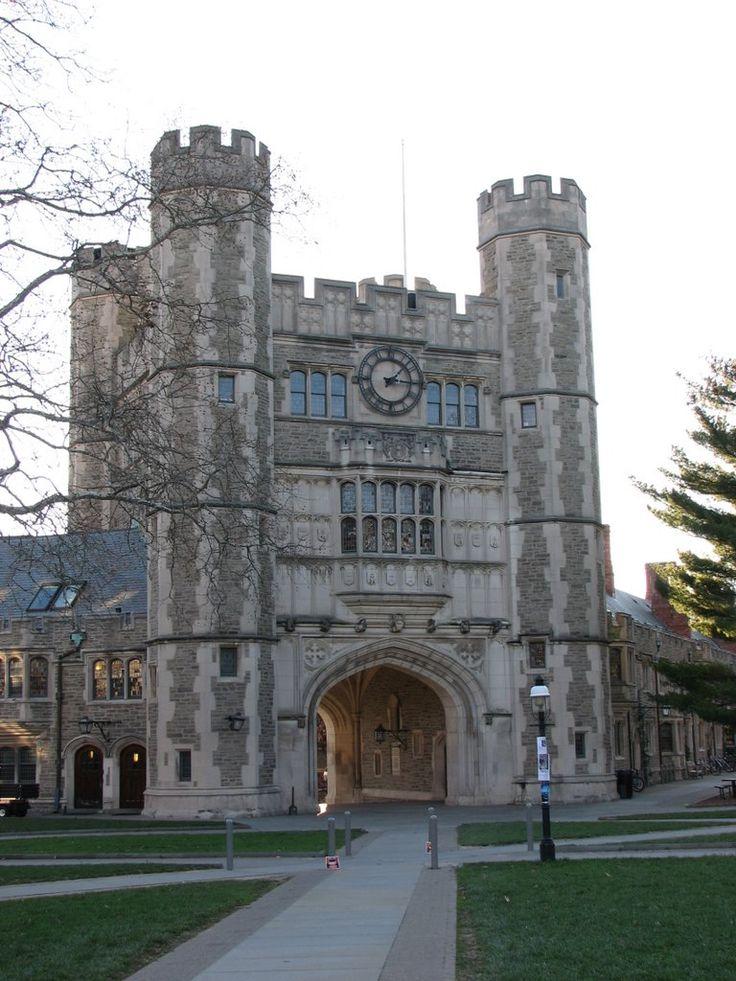 Princeton University Campus