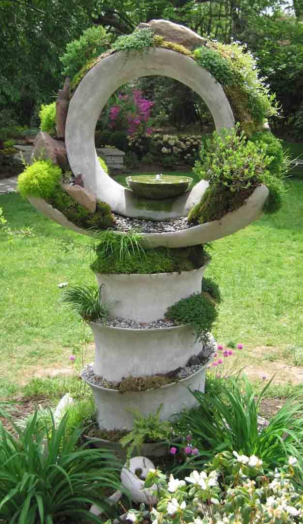 27 Best Sculpture Plaster Concrete Casting Ideas Images