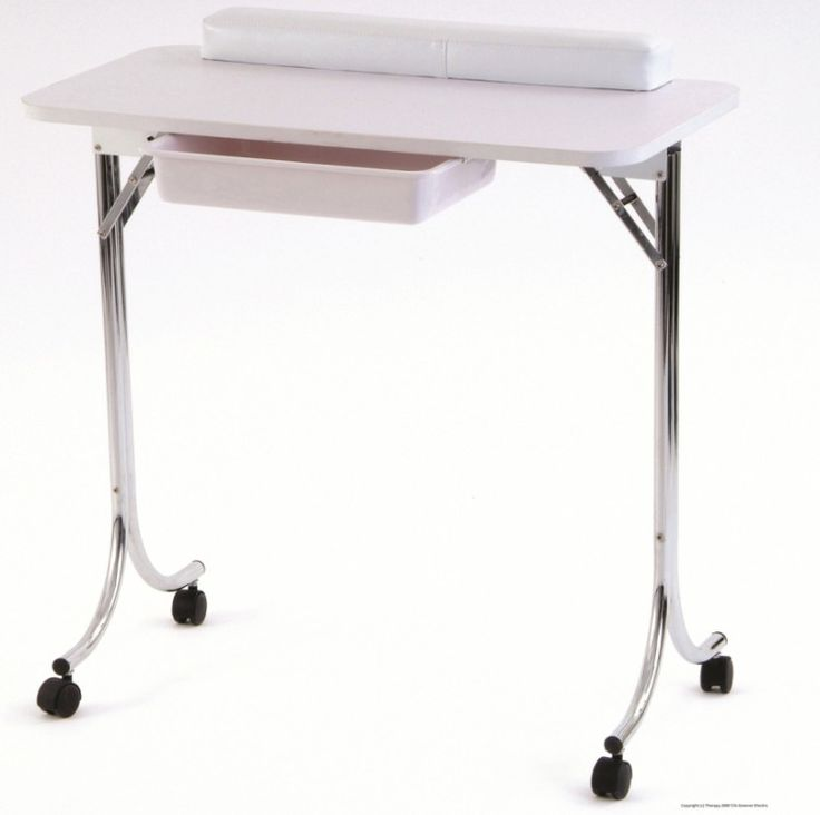 17 best images about folding table on pinterest folding for Folding nail table