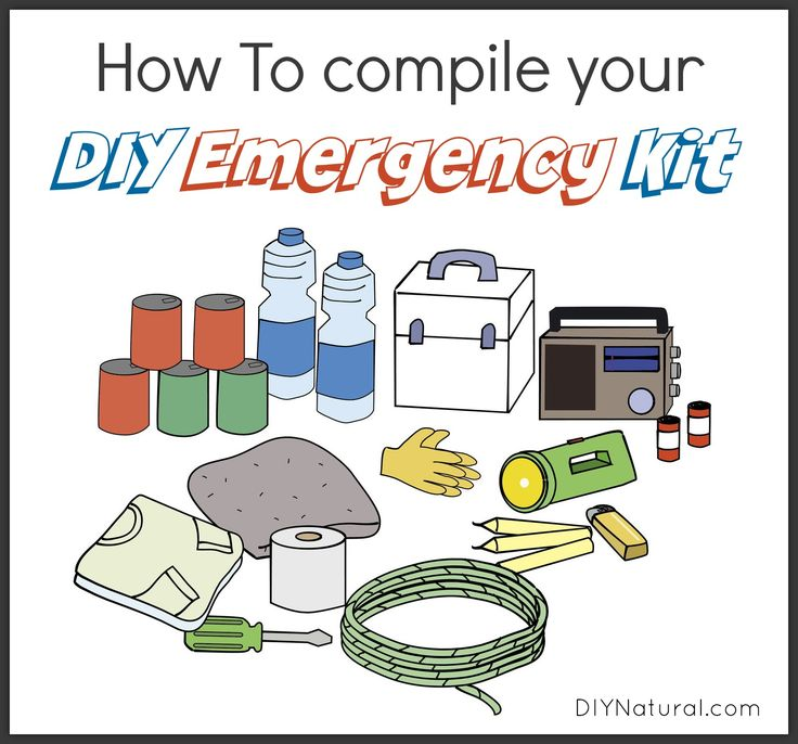 How to Put Together an Emergency Preparedness Kit