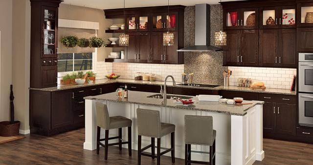 Essential kitchen cabinet companies for classic, modern, bargain, and Euro cabinets.