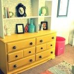 I love this dresser. The rest of this room is soooo great too