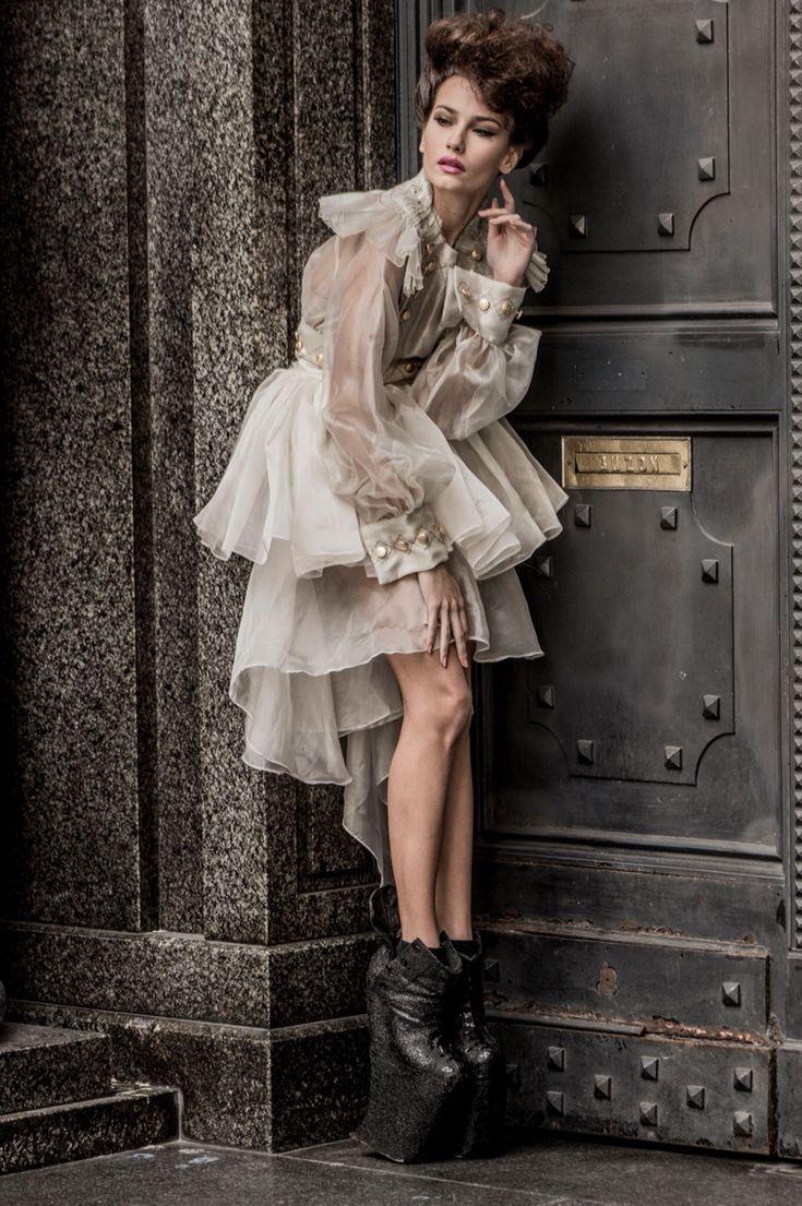 Fashion photography Fotografia de moda Suelen scheffer by zizko