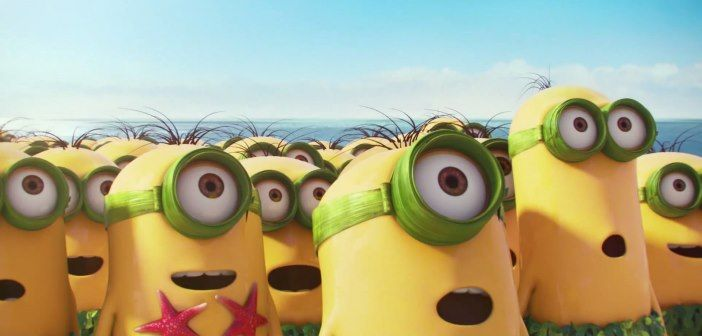 MINIONS - New Trailer - Scarlet Overkill is the baddest boss of all time