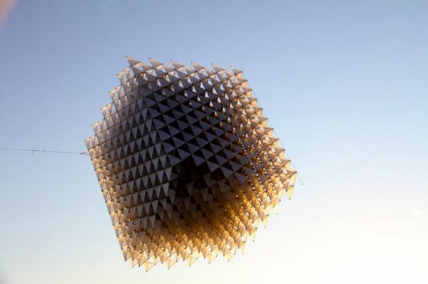 Cubic kite. (borg kite) :D