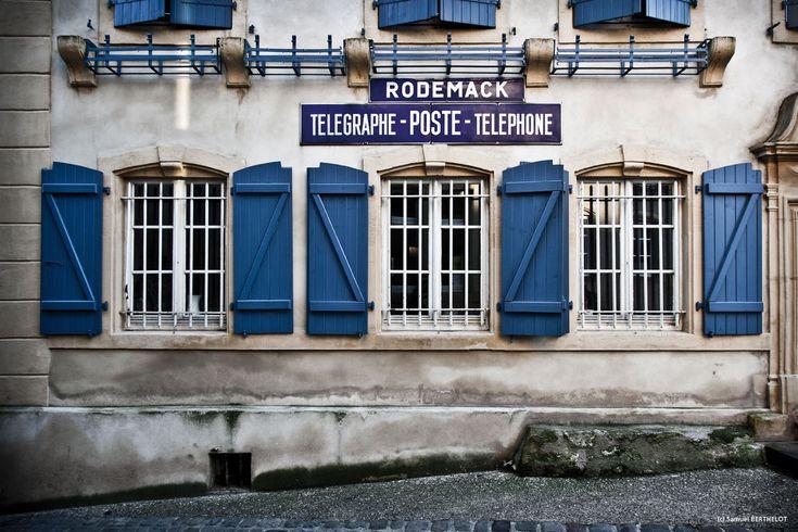 Rodemack, France.