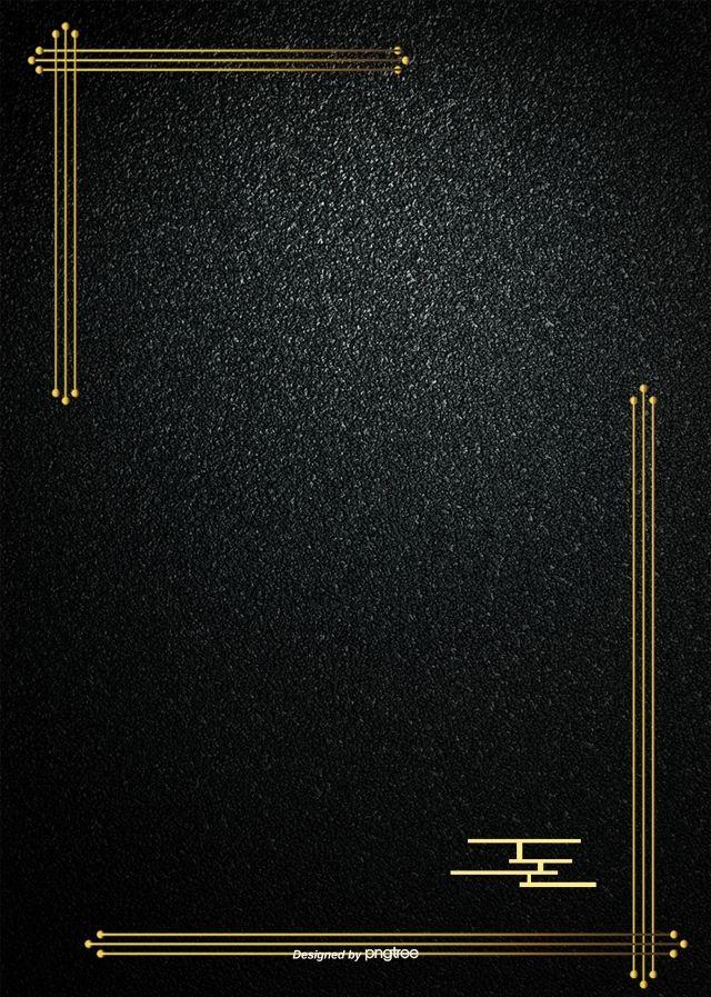إطار مضيئة ذهبي الإطار إطار ذهبي خطوط بسيطة Png وملف Psd للتحميل مجانا Frame Clipart Clip Art Frame