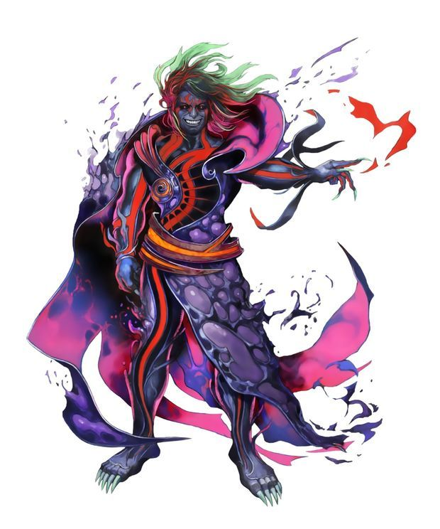 Hades is the main antagonist of Kid Icarus: Uprising and also the overall main antagonist of the Kid Icarus series. He is the extremely authoritative and powerful God of Evil who rules over the Underworld and strives to take over creation. He was voiced by Hōchū Ōtsuka (who also played Xigbar) in the Japanese version, and S. Scott Bullock (who also played Barthandelus) in the English version.