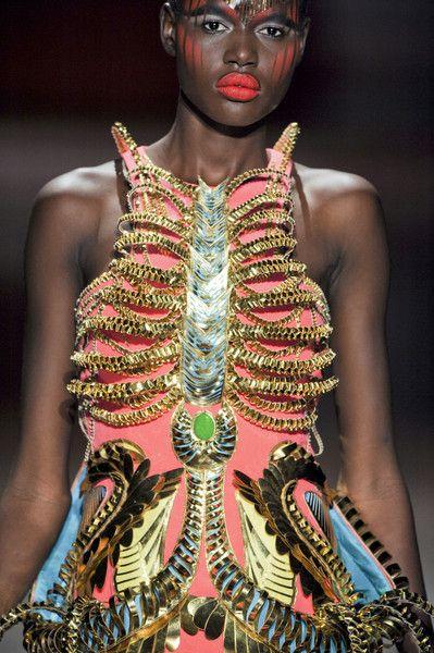 Manish Arora S/S 2011, Paris Fashion Week