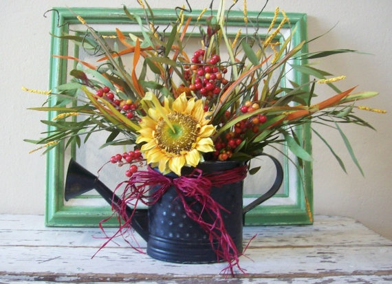 75 best sunflower arrangements images on pinterest | sunflower