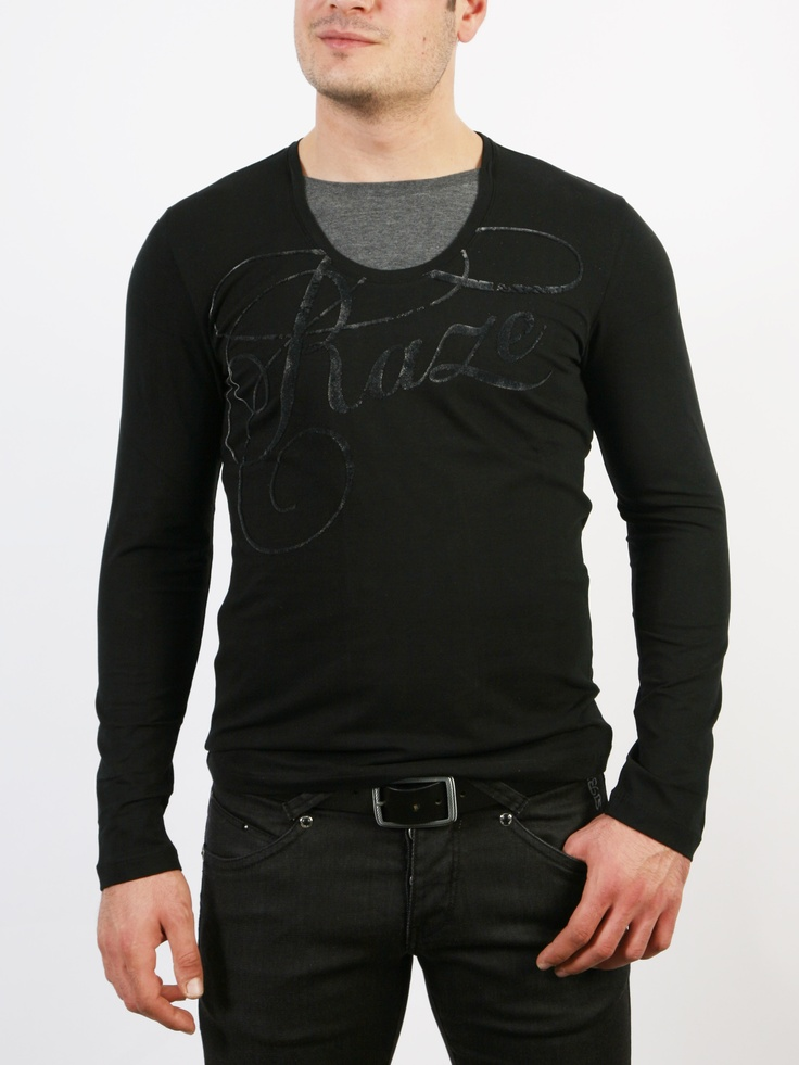 RAZE: Men's Long Sleeve T-Shirt