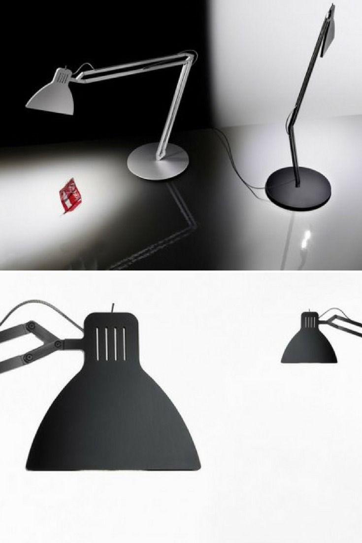 Looksoflat desk lamp lighting pinterest lighting desk lamp