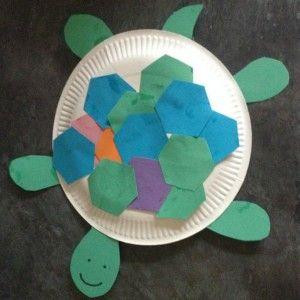 Sea Crafts for Kids Sea Turtle
