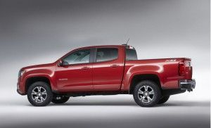 2015 Chevrolet Colorado z71 extended cab