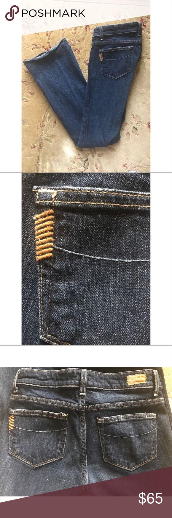 "New Paige Premium Denim Boot Cut Jeans Sz 27 Never worn Paige Premium Denim jeans, Sz 27. 34"" inseam, 9"" diameter bootcut. Paige Jeans Jeans Boot Cut"