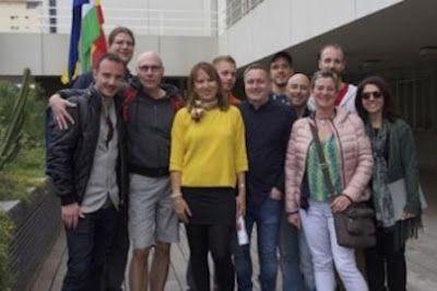 Gran Canaria muestra su diversidad a la prensa gay de Alemania y Austria. Periodistas de las publicaciones más influyentes de ambos países visitan la Isla para promocionarla en Europa. EFE | Las Provincias, 2016-03-05 http://www.laprovincia.es/gran-canaria/2016/03/05/gran-canaria-muestra-diversidad-prensa/798572.html