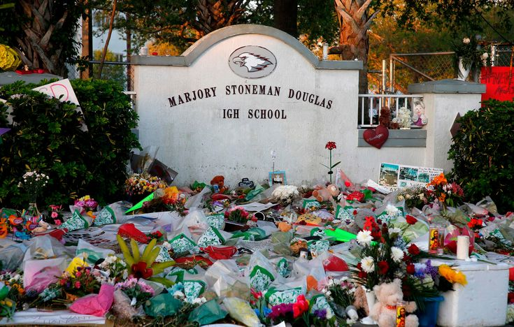 We studied thousands of anonymous posts about the Parkland attack — and found a conspiracy in the making