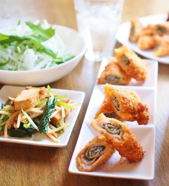 薄切り肉のシソ巻きフライ by ゆーりん   レシピサイト「Nadia ...