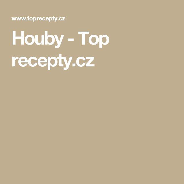 Houby - Top recepty.cz