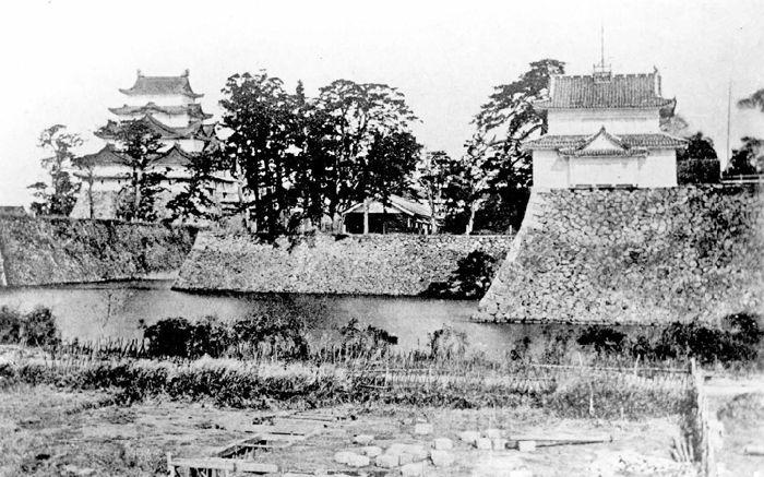 名古屋城今と昔 Ⅰ - 美濃路の旅