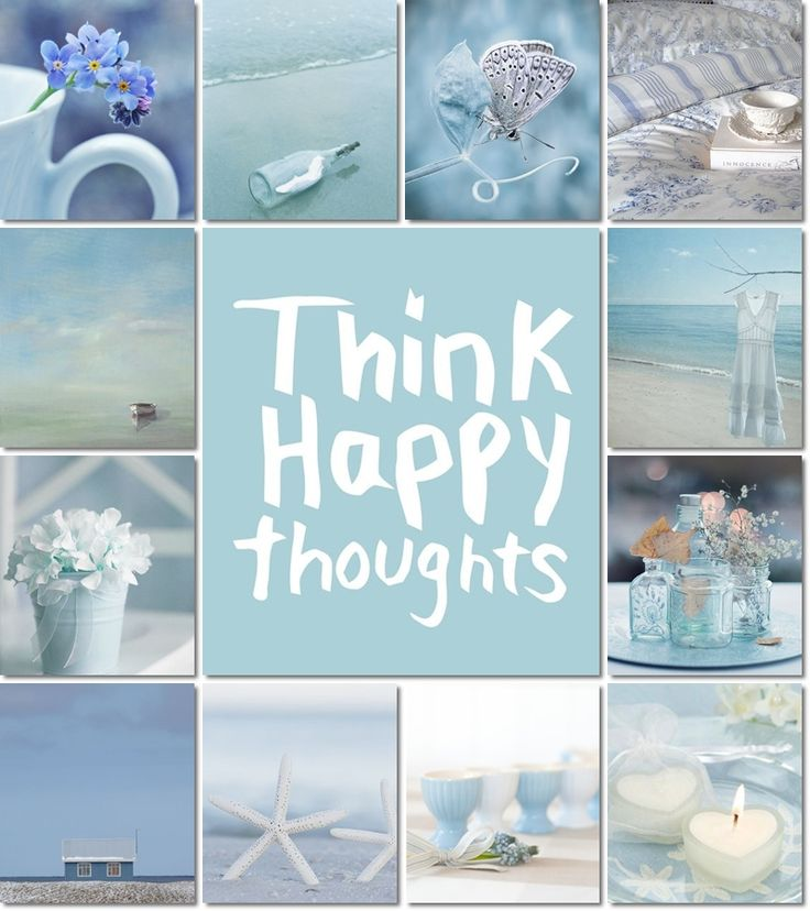 moodboard blue by AT