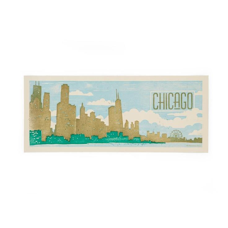 Handmade Detroit Skyline Wedding Invitations By Lano: 186 Best Graphic Design Inspiration Images On Pinterest