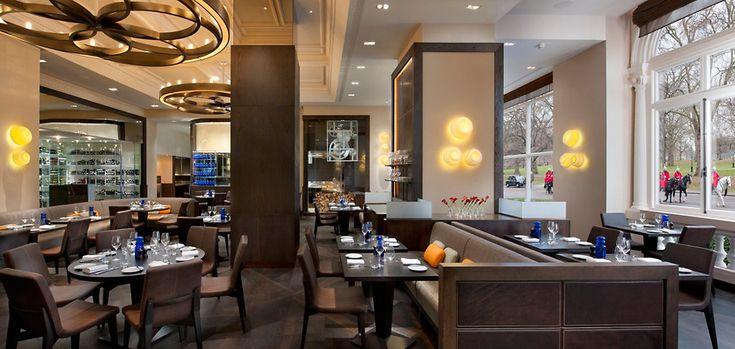 Dinner by Heston Blumenthal Restaurant   Mandarin Oriental Hyde Park Hotel