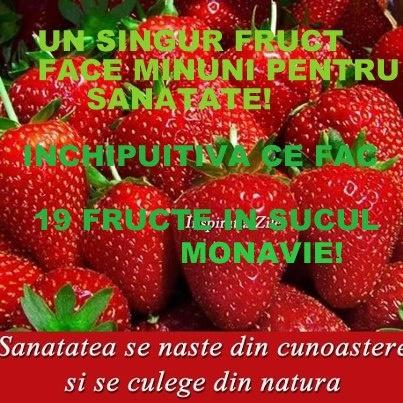 MONAVIE este natural 100%si pentru a-si pastra proprietatile fructele sunt liofilizate.