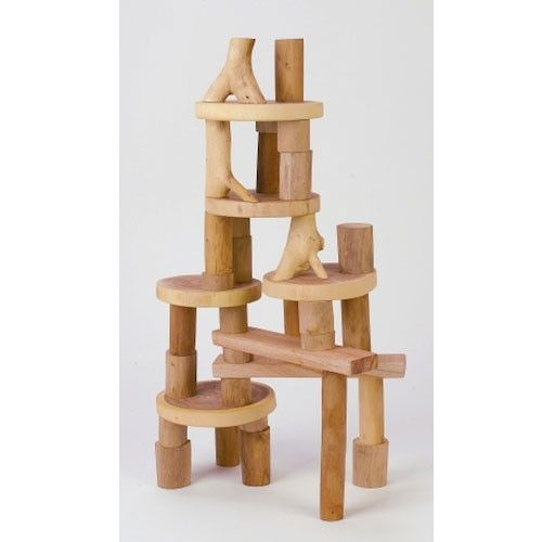 Tree building blocks