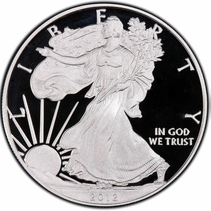 41 Best American Eagle One Ounce Silver Coins Images On