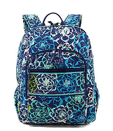 Vera Bradley Campus Backpack #Dillards