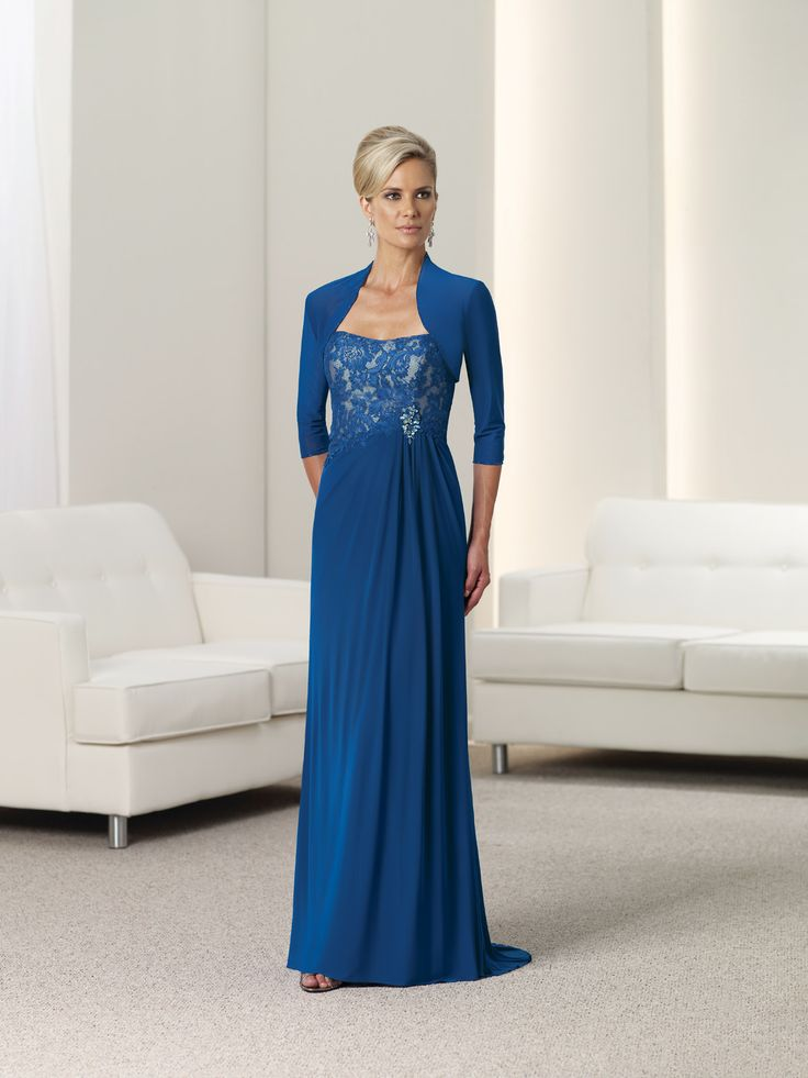 Montage by Mon Cheri   Evening Gowns style #112920- perfect for mother of the bride dress