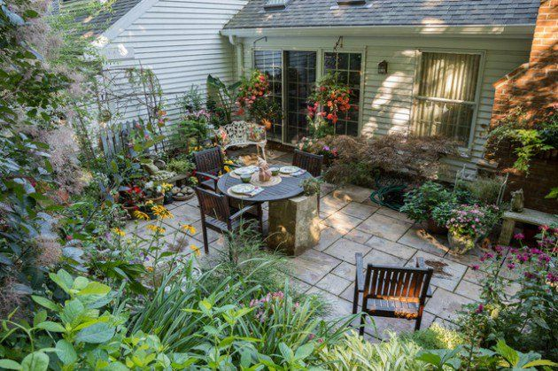 18 Captivating Eclectic Landscape Designs For Your Garden