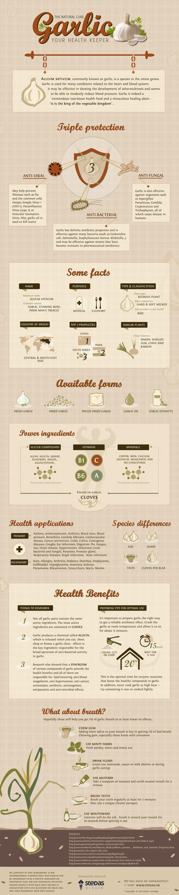 Garlic's Health Benefits   JoySpring's all natural, Odorless Garlic Supplement supports heart health at an affordable price: https://hellojoyspring.com/products/garlic-supplement-allicin-joyspring :