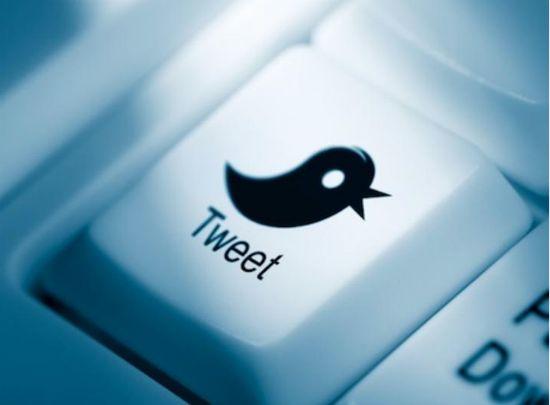 Pulsante #Twitter - #socialmedia #tweet #keyboard