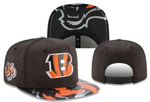0f4bd11c NFL Mens Cincinnati Bengals Flatbrim Cap | NFL Cincinnati Bengals ...