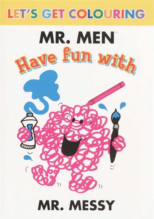 Australia's largest children toys and book online store  now stocking Have Fun with Mr.... - http://davesdeals.com.au/products/have-fun-with-mr-messy-lets-get-colouring?utm_campaign=social_autopilot&utm_source=pin&utm_medium=pin #Childrentoys #Childrenbooks