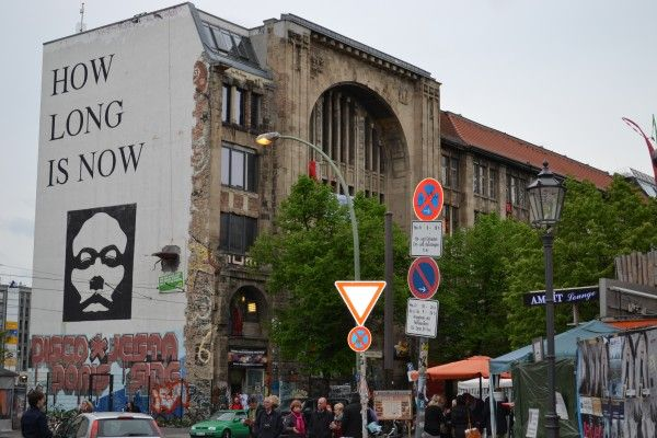 Tacheles and the Alternative Berlin Tour
