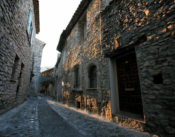 Stone Houses, Vaison-la-Romaine, Provence