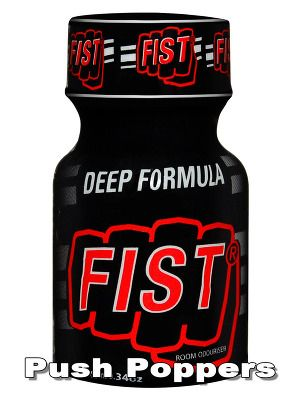Fist Deep Formula 10 ml is one of the best and most exciting poppers available! poppers.com | Find our website for the best sex toys and incenses there are! #Poppers #SmallPoppers #poppers_com