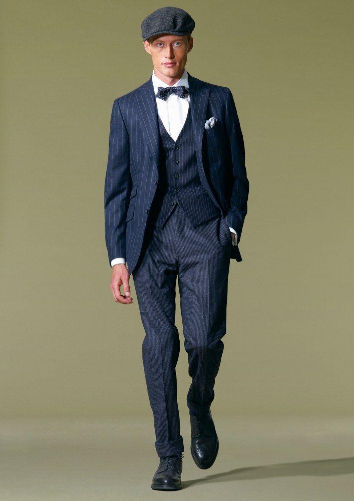 Jeremy Hackett - The Mr Classic Blog: Gentlemen Prefer Suits
