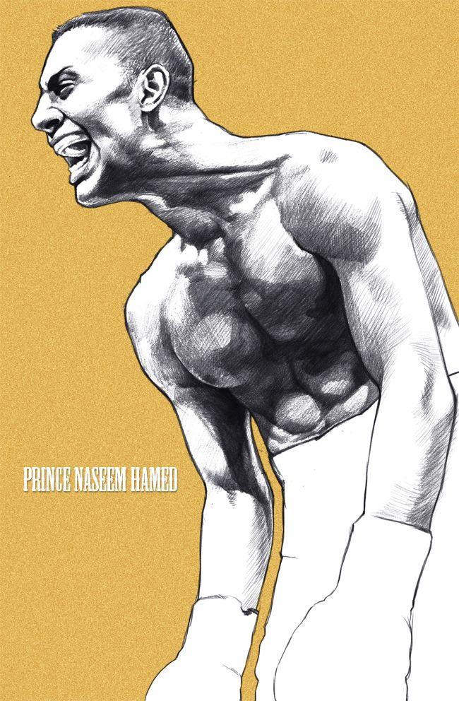 Naseem'prince' Hamed by motoichi69