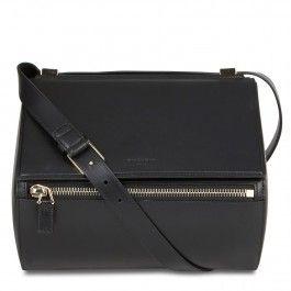Pandora medium leather box bag Harvey Nichols