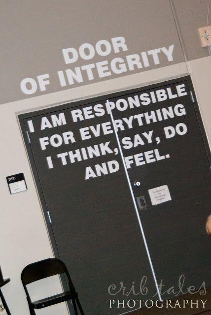 Responsibility : a critical life lesson