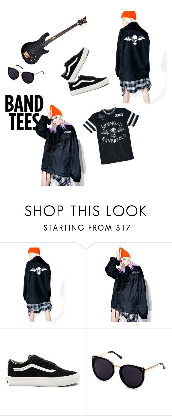 """""""Untitled #28"""" by anamariahodinet on Polyvore featuring Vans"""