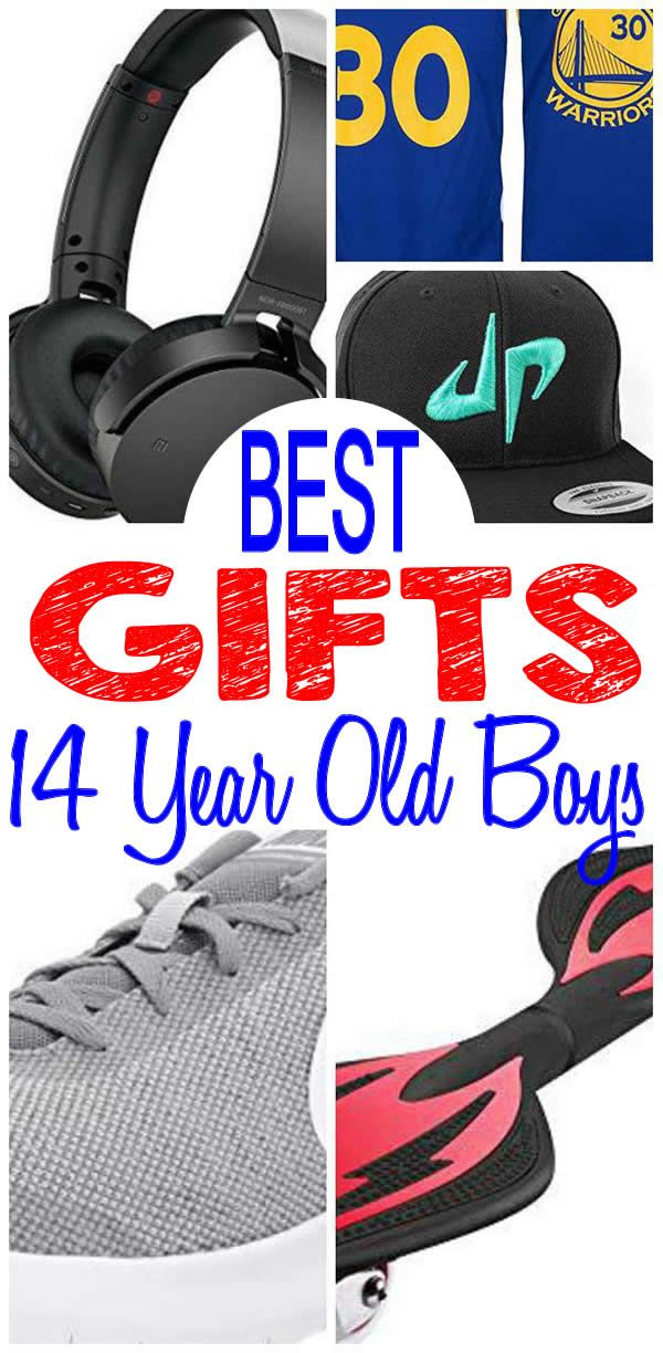BEST Gifts 14 Year Old Boys Will Love Fun Creative Unique Presents For A 14th Birthday Christmas Or Holiday Find The Most AMAZING Gift Ideas With