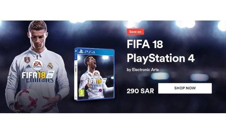 FIFA 2018 at Souq.com Saudi Arabia - EDEALO