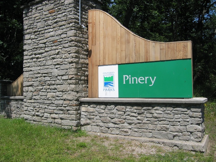 Pinery Provincial Park in Grand Ben, Ontario. Favorite teen-age camping destination.
