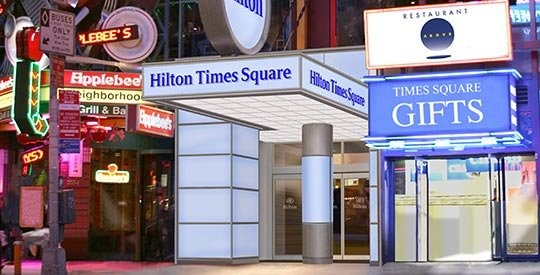 Cheapest Hotels Near Times Square New York City